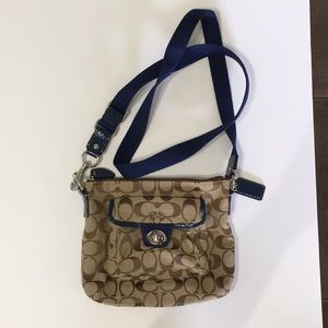 Coach Small Crossbody Bag!!!
